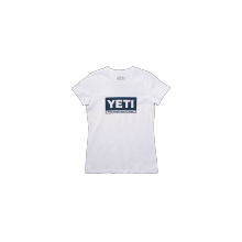 Billbrd WM's MW Cotton SS T White XS by YETI