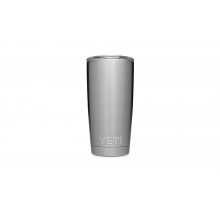 Rambler 20oz Tumbler w/MagSlider - Stainless Steel by YETI in Grand Blanc MI