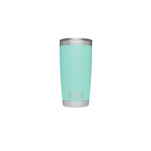 Rambler 20oz Tumbler w/MagSlider Seafoam by YETI in Denver Co
