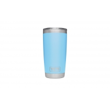 Rambler 20oz Tumbler w/MagSlider Sky Blue by YETI in Glenwood Springs CO