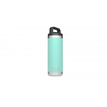 Rambler 18oz Bottle Seafoam by YETI in Glenwood Springs CO
