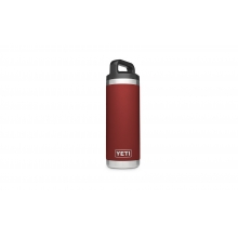 Rambler 18oz Bottle Brick Red by YETI in Northridge Ca