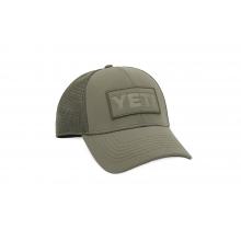 Olive on Olive Mid Pro Trucker Hat