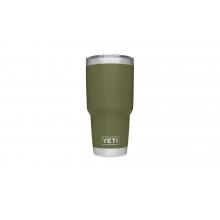Rambler 30oz Tumbler w/MagSlider Olive Green by YETI