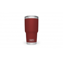 Rambler Tumbler with Lid - 30 oz - Brick Red by YETI in San Carlos Ca