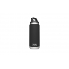 Rambler 26oz Bottle Black by YETI