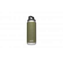 Rambler 26oz Bottle Olive Green by YETI in Blue Ridge GA