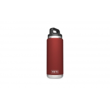Rambler 26oz Bottle Brick Red by YETI in West Lafayette IN