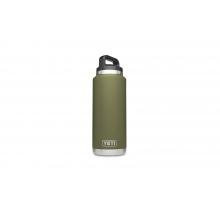 Rambler 36Oz Bottle Olive Green by YETI