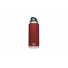 Rambler 36oz Bottle Brick Red by YETI in Venice FL