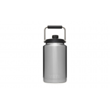 Rambler Jug - One Gallon - Stainless Steel by YETI