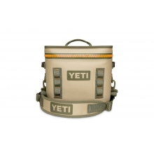 Hopper Flip 12 Field Tan (Top Handle) by YETI in Glenwood Springs CO