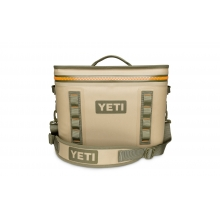 Hopper Flip 18 Field Tan by YETI in Avon Co