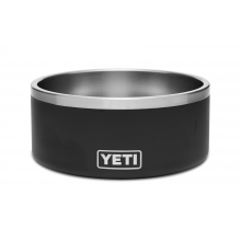 Boomer 8 Dog Bowl - Black