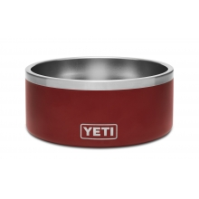 YETI Boomer 8 Dog Bowl - Brick Red