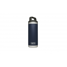 Rambler Bottle - 18 oz - Navy by YETI in Grand Blanc MI