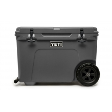 Tundra Haul Cooler with Wheels - Charcoal