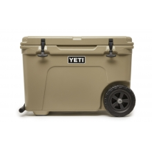 Tundra Haul Cooler with Wheels - Desert Tan by YETI