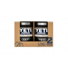 YETI Rambler 10 oz Wine Tumbler - 2 Pack - Black