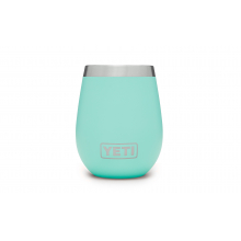 Rambler 10oz Wine Tumbler Seafoam by YETI in Miramar Beach FL