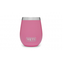 YETI Rambler 10oz Wine Tumbler LE Pink by YETI in Northridge Ca