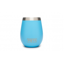 Rambler 10 oz Wine Tumbler - Reef Blue