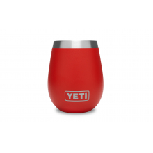 Rambler 10 oz Wine Tumbler - Canyon Red by YETI in Grand Blanc MI