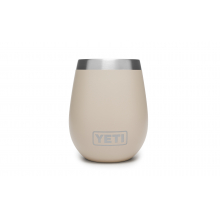 Rambler 10 oz Wine Tumbler - Sand by YETI