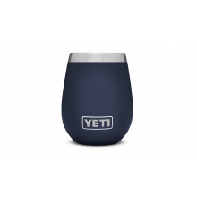 Rambler 10 oz Wine Tumbler - Navy by YETI in Columbiana OH