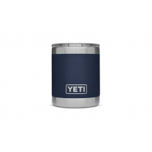 Rambler Lowball - 10 Oz - Navy by YETI