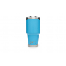 YETI Rambler Tumbler with Lid - 30 oz -Reef Blue by YETI in Roseville Ca