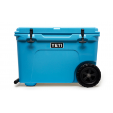 YETI Tundra Haul Cooler with Wheels - Reef Blue