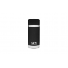 Rambler 12 Oz Bottle With Hotshot Cap - Black by YETI