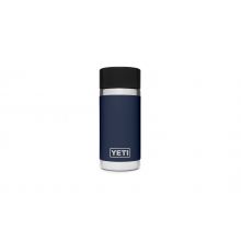 Rambler 12 Oz Bottle With Hotshot Cap - Navy by YETI in Miami OK