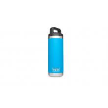 Rambler 18 Oz Bottle - Tahoe Blue