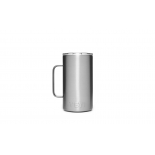 Rambler 24 Oz Mug - Stainless Steel