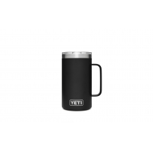 Rambler 24 Oz Mug - Black