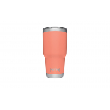 Rambler 30 Oz Tumbler - Coral by YETI in Grand Blanc MI