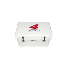Kevin Harvick Coolers - White - Tundra 45 by YETI