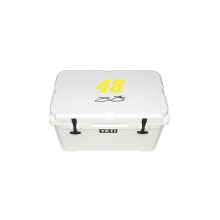 Jimmie Johnson Coolers - White - Tundra 45