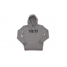 Logo Hoodie Pullover - Gray
