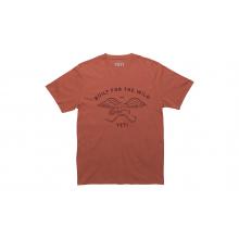 Drawn Wild T-Shirt - Desert Clay - XXL by YETI