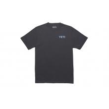 Engraved Pocket T-Shirt - Charcoal - M