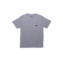 YETI Hunt Pocket T-Shirt - Heather Gray - XXL by YETI