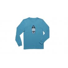 Mountain Man Youth T-Shirt - Carolina Blue - M