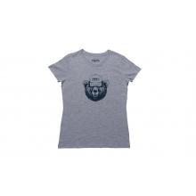 Den Dweller Women's T-Shirt - Heather Gray - L