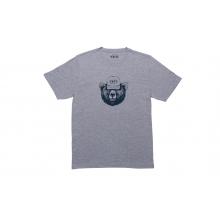 YETI Den Dweller T-Shirt - Heather Gray - XL by YETI