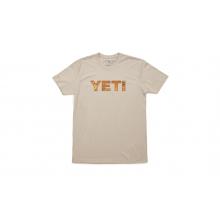 Redfish Logo T-Shirt - Tan