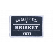 No Sleep Till Brisket Patch - Charcoal Gray by YETI in Corte Madera CA