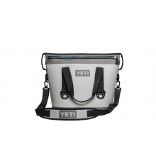 YETI Hopper Two 20 - Fog Gray Tahoe Blue